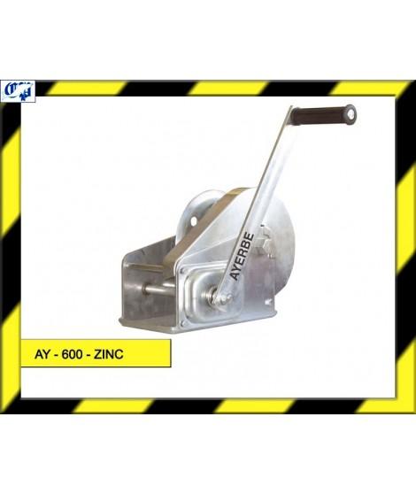 CABRESTANTE AY - 600 - ZINCADO AYERBE