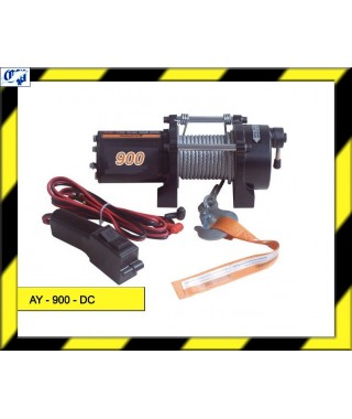 CABRESTANTE ELECTRICO - AY - 900 - DC - AYERBE
