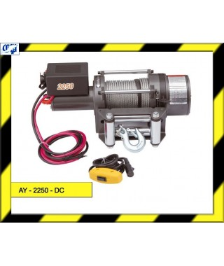 CABRESTANTE ELECTRICO - AY - 2250 - DC - AYERBE