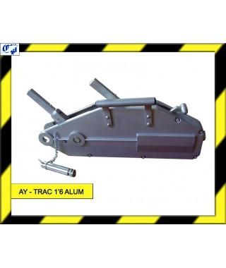TRACCIONER DE ALUMINIO - AY - TRAC 1'6 ALUMINIO - AYERBE