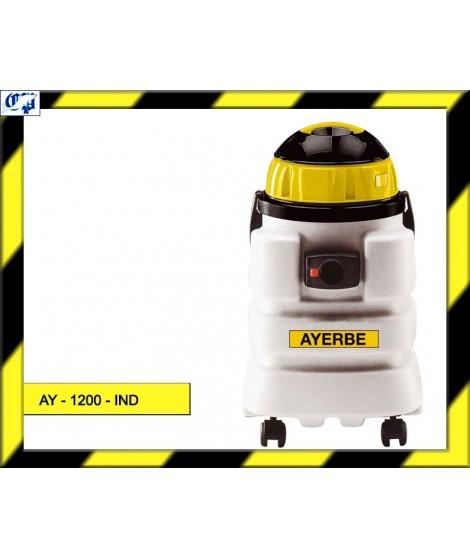 ASPIRADOR INDUSTRIAL AY - 1200 - IND AYERBE