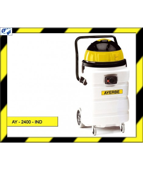 ASPIRADOR INDUSTRIAL  AY - 2400 - IND AYERBE