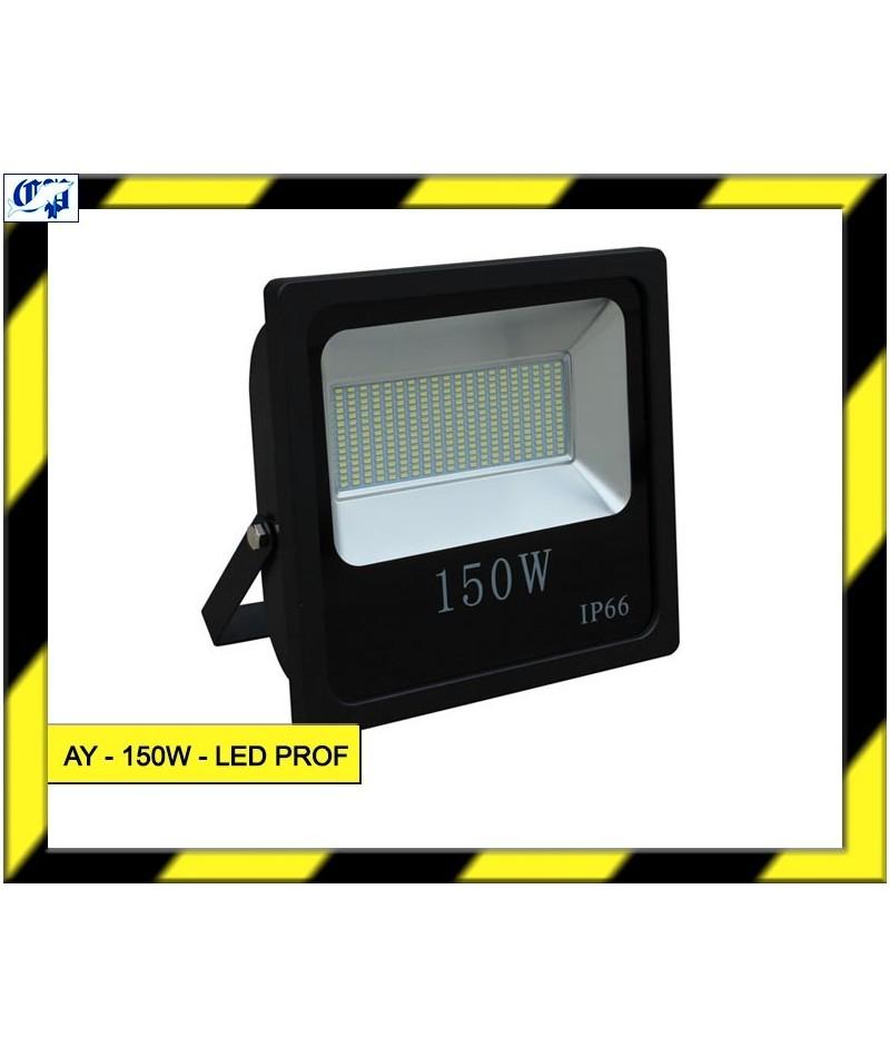 Foco led ay 150w led prof ayerbe comercial prados for Focos led exterior 150w