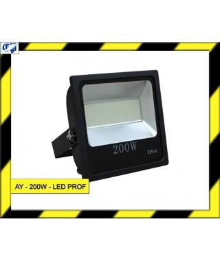 FOCO LED - AY 200W LED PROF - AYERBE