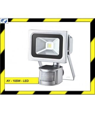 FOCO LED - AY 10SW LED - AYERBE