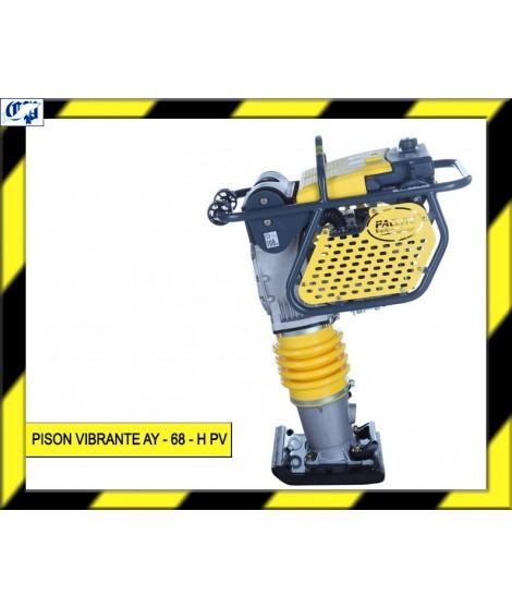 PISON VIBRANTE - AY 68 - H PV - AYERBE