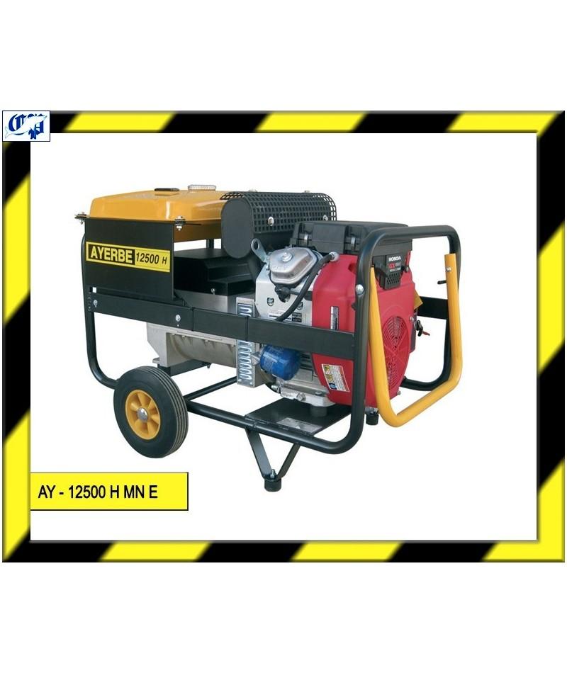 Generador honda gasolina ay 12500 h mn electrico ayerbe - Generador electrico barato ...