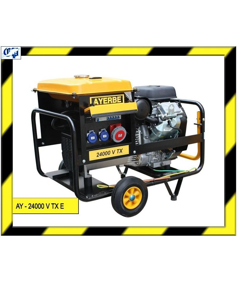 Generador vanguard gasolina ay 24000 v tx e ayerbe comprar for Generador gasolina barato