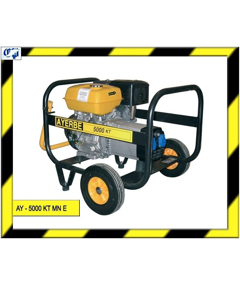 Generador kiotsu gasolina ay 5000 kt mn e ayerbe for Generador gasolina barato