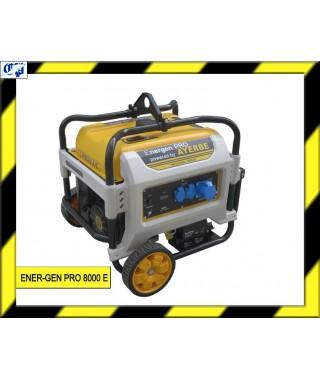 GENERADOR ENER-GEN MOTOR KIOTSU - ENER-GEN PRO 8000 E - AYERBE