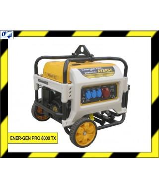 GENERADOR ENER-GEN MOTOR KIOTSU - ENER-GEN PRO 8000 TX - AYERBE