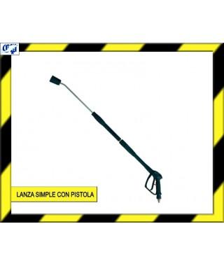 LANZA SIMPLE CON PISTOLA PARA HIDROLIMPIADORA - AYERBE